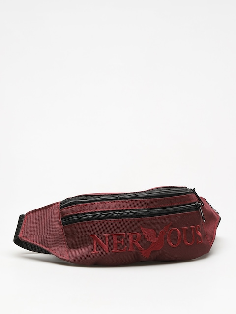 Nervous Bum bag Classic (maroon)
