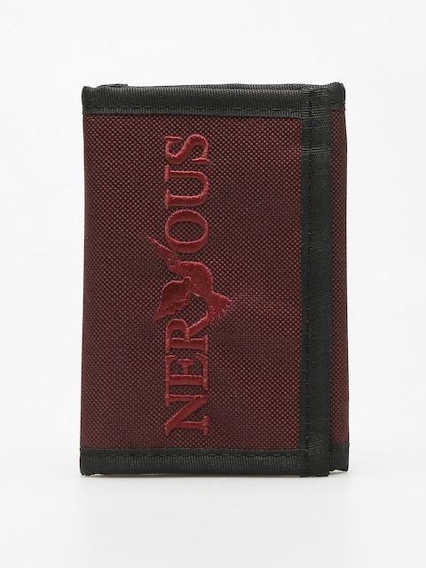Nervous Wallet Classic (maroon)