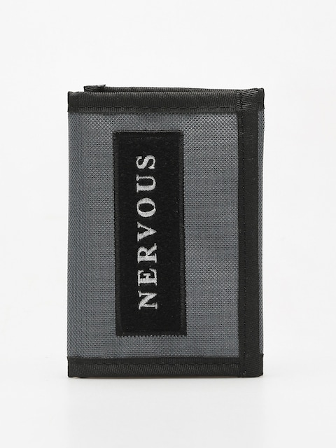 Nervous Wallet Patch (grey)