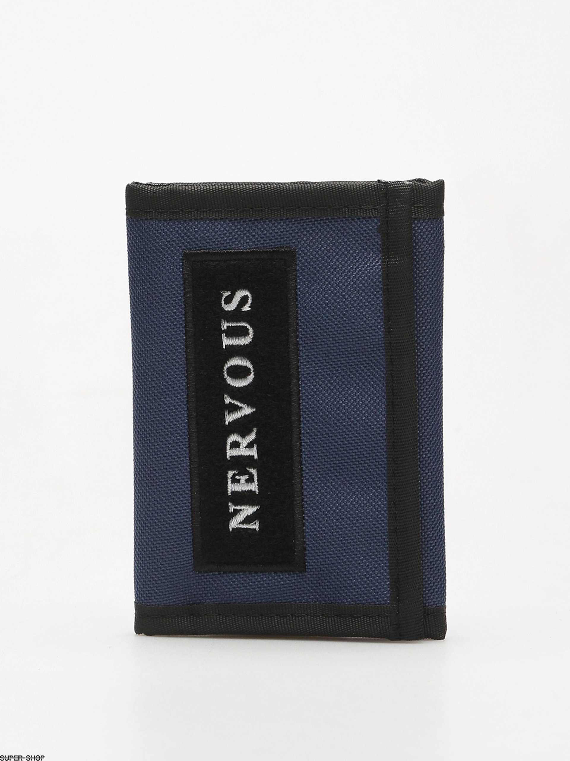 Nervous Geldbörse Patch (navy)
