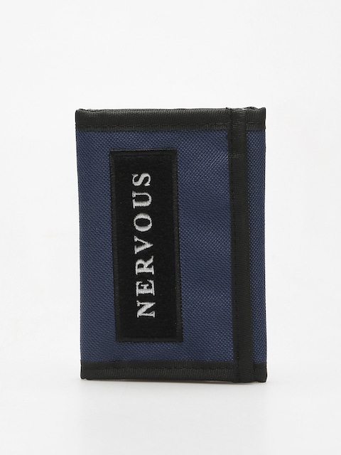 Nervous Wallet Patch (navy)