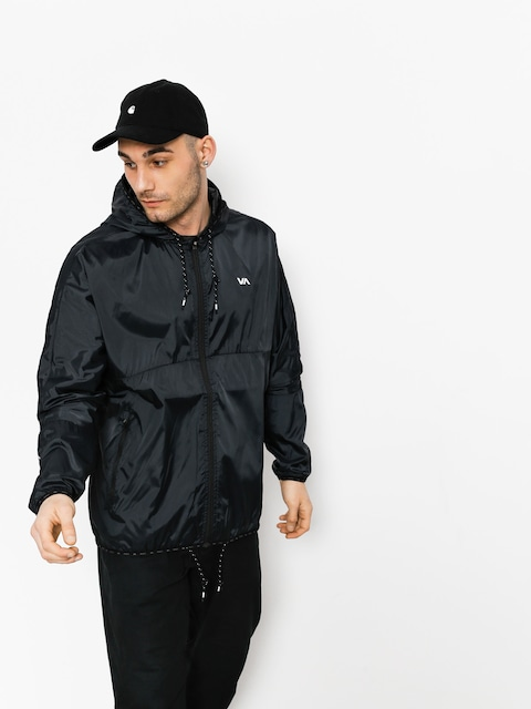 RVCA Jacket Hexstop II (black)