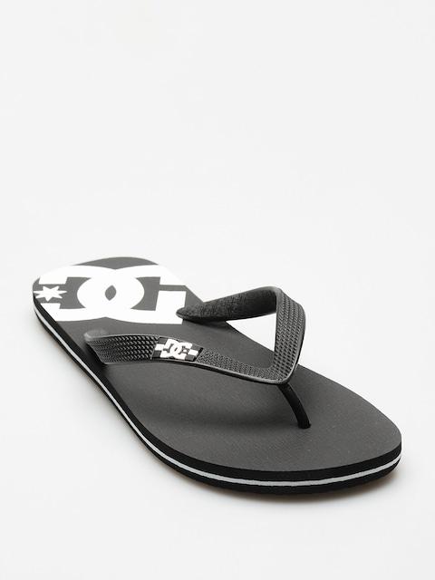 DC Flip-flops Spray (black/black/white)
