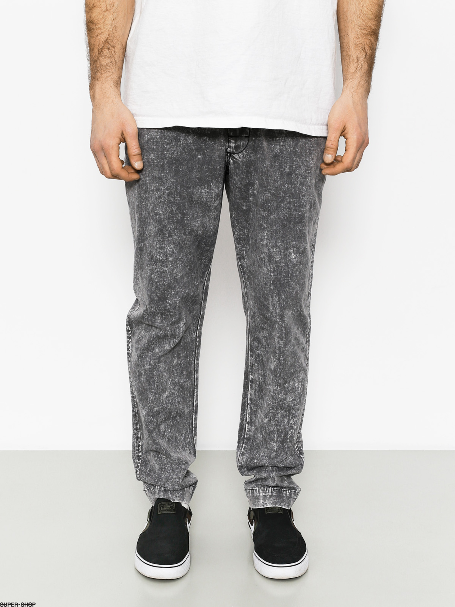 RVCA Pants Coastal Hybrid (rvca black)