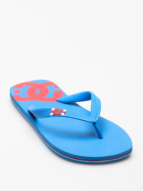 DC Flip Flops Spray (blue/red/white)