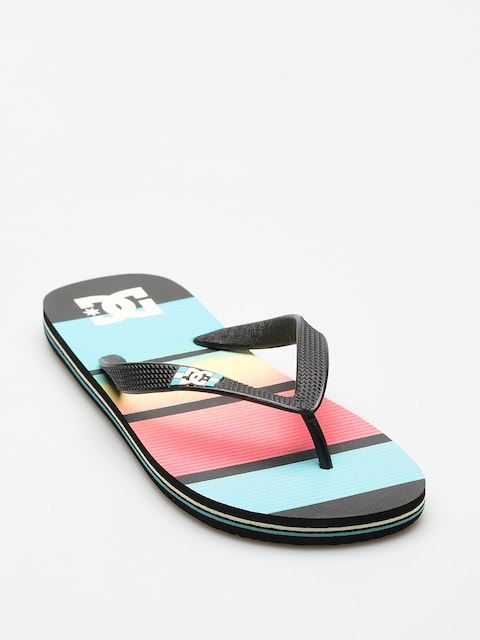 DC Flip Flops Spray Graffik (blk/multi)