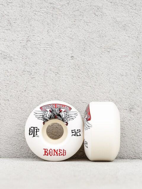 Bones Wheels Mullen Winged Mutt Strettech Formula V1 (white/white)