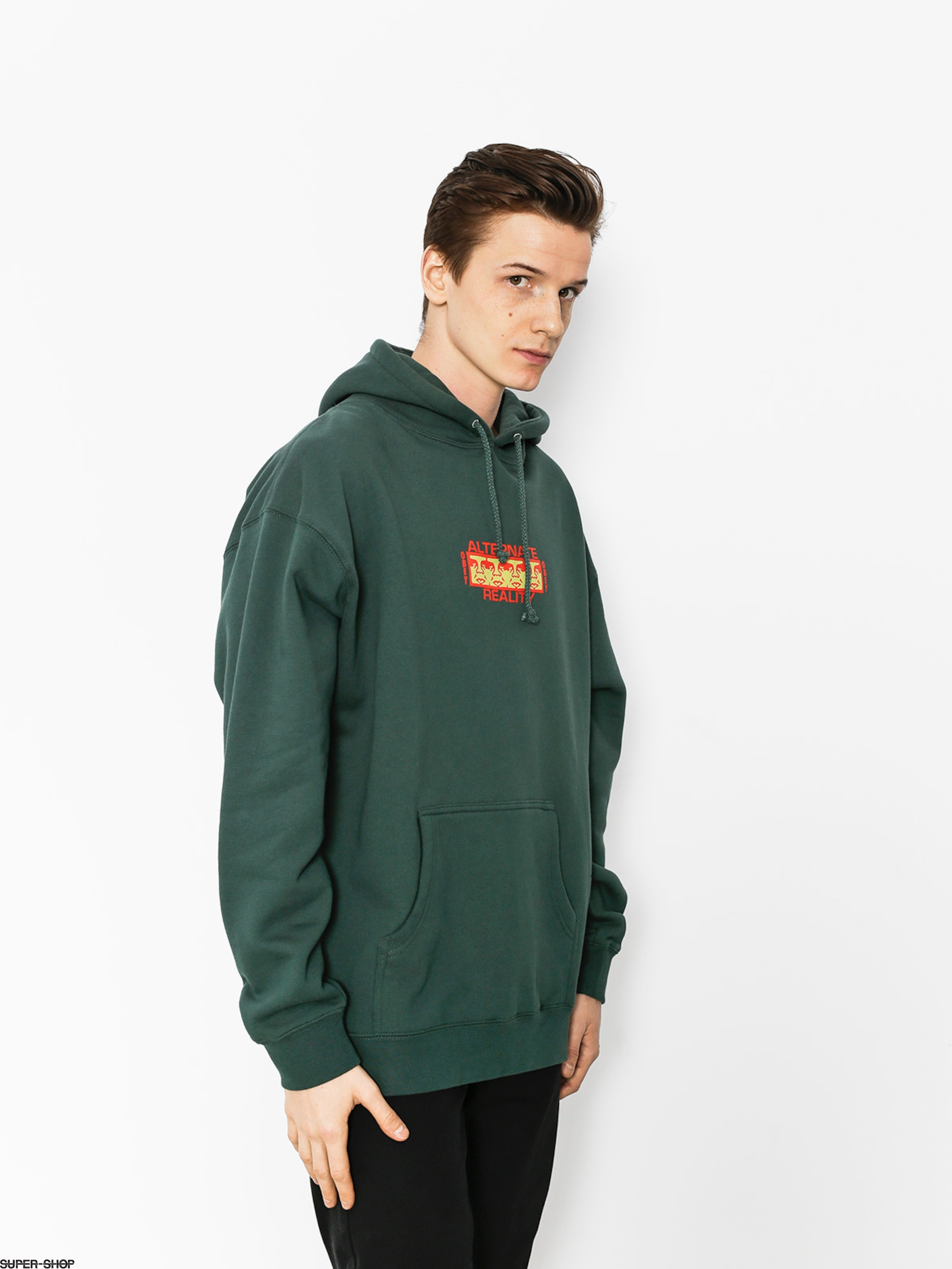 OBEY Sweatshirt Alternate Reality HD (alp)