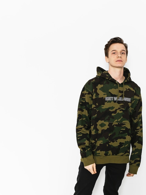OBEY Hoody Automatic HD (cam)