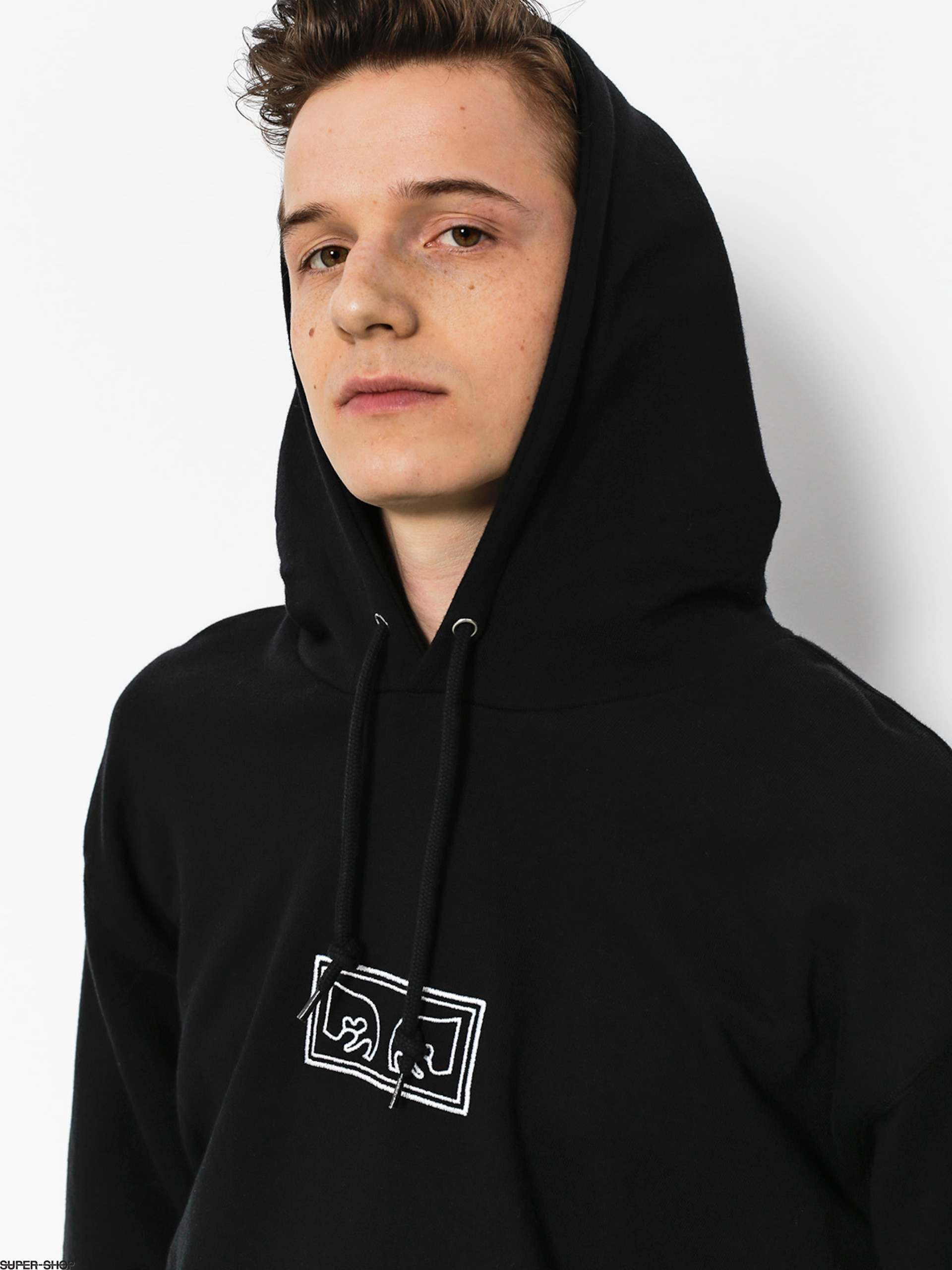 OBEY Hoody These Eyes HD (blk)