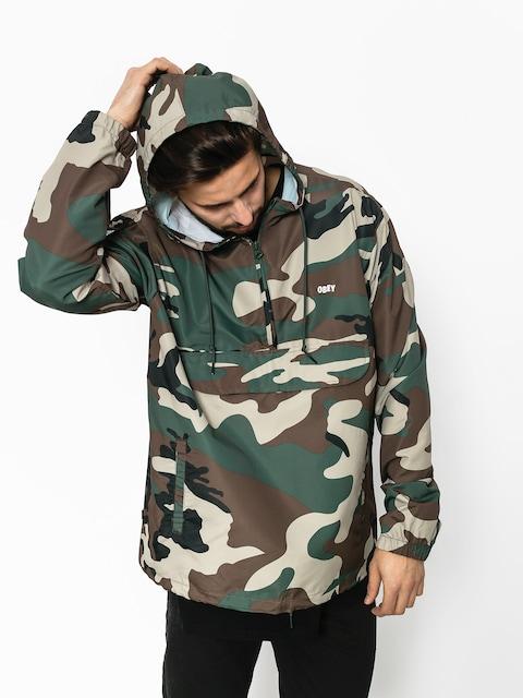 OBEY Jacket Crosstown Anorak (fca)