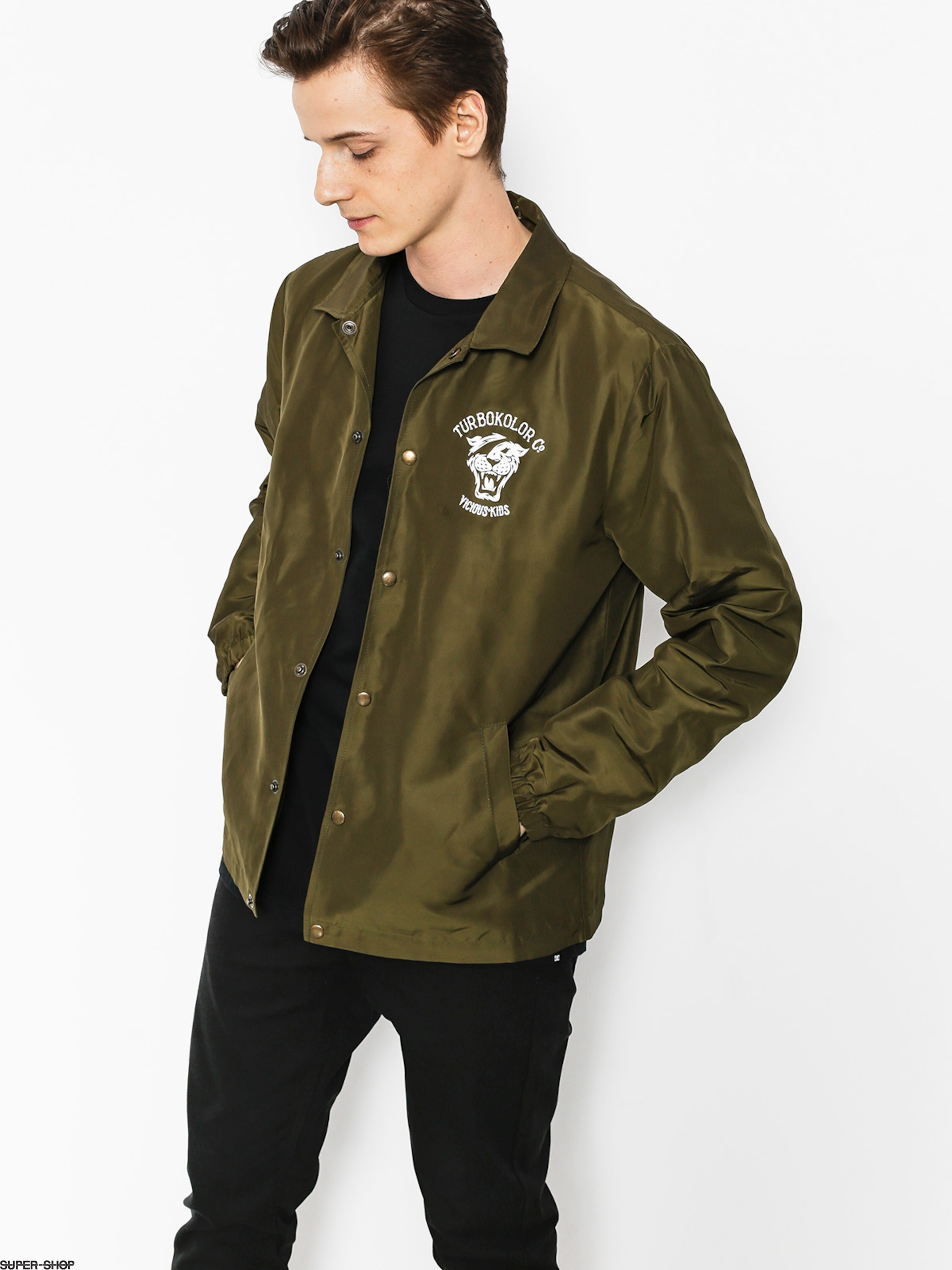 Turbokolor Jacket Og Herald (khaki)