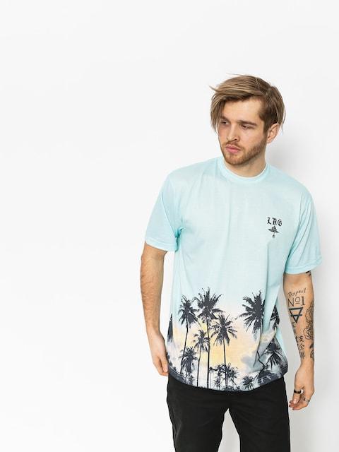 LRG T-shirt Palm Tree Knit