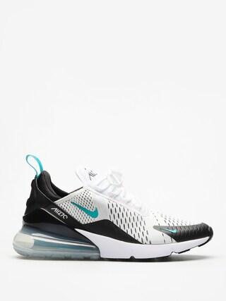 Nike Air Max 270 Shoes (black/white dusty cactus)