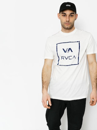 RVCA T-shirt Va All The Way (antique white)