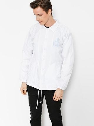 Diamond Supply Co. Jacket Un Polo Coaches (white)