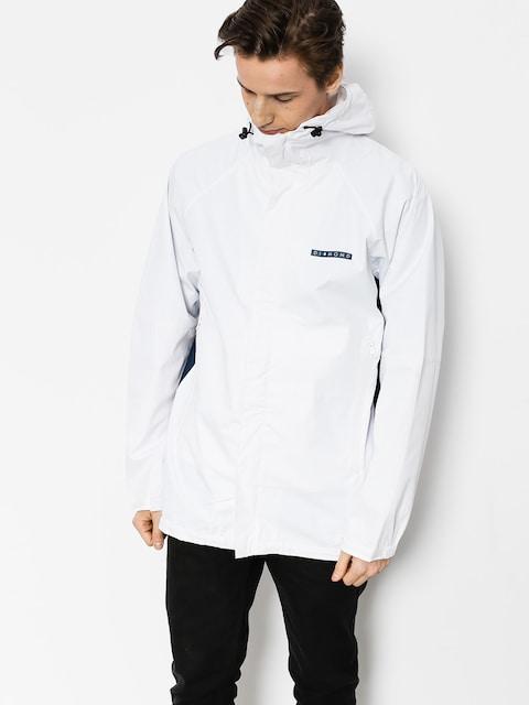Diamond Supply Co. Jacket Fordham Storm (white)