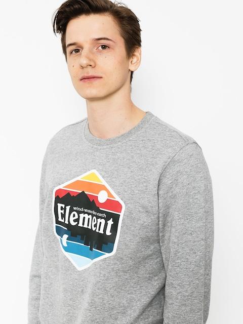 Element Sweatshirt Dusk Crew (grey heather)