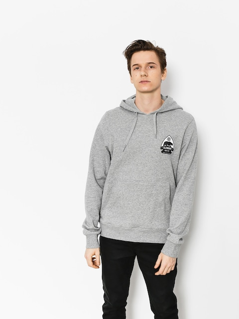 Element Hoodie Arrow HD (grey heather)
