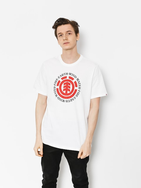 Element T-Shirt Seal (optic white)