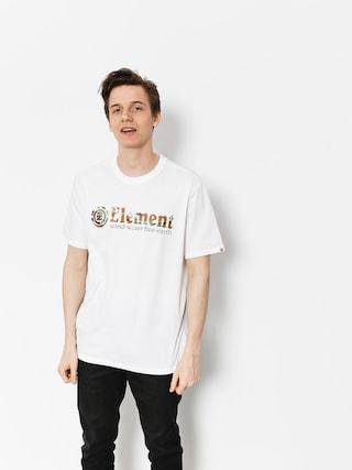 Element T-shirt Horizontal Fill (optic white)