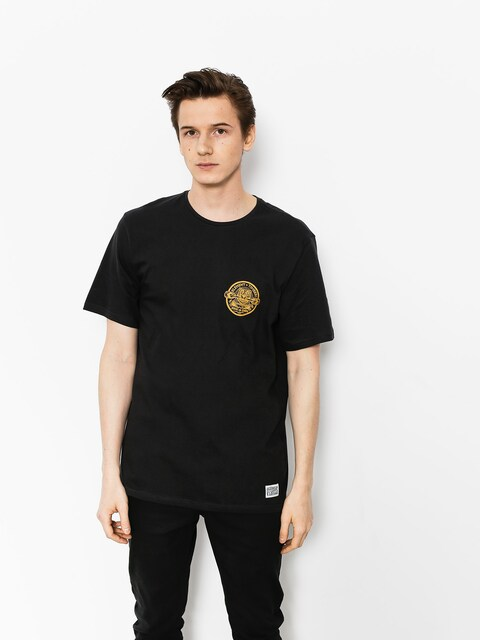 Element T-shirt Roar N Row (off black)