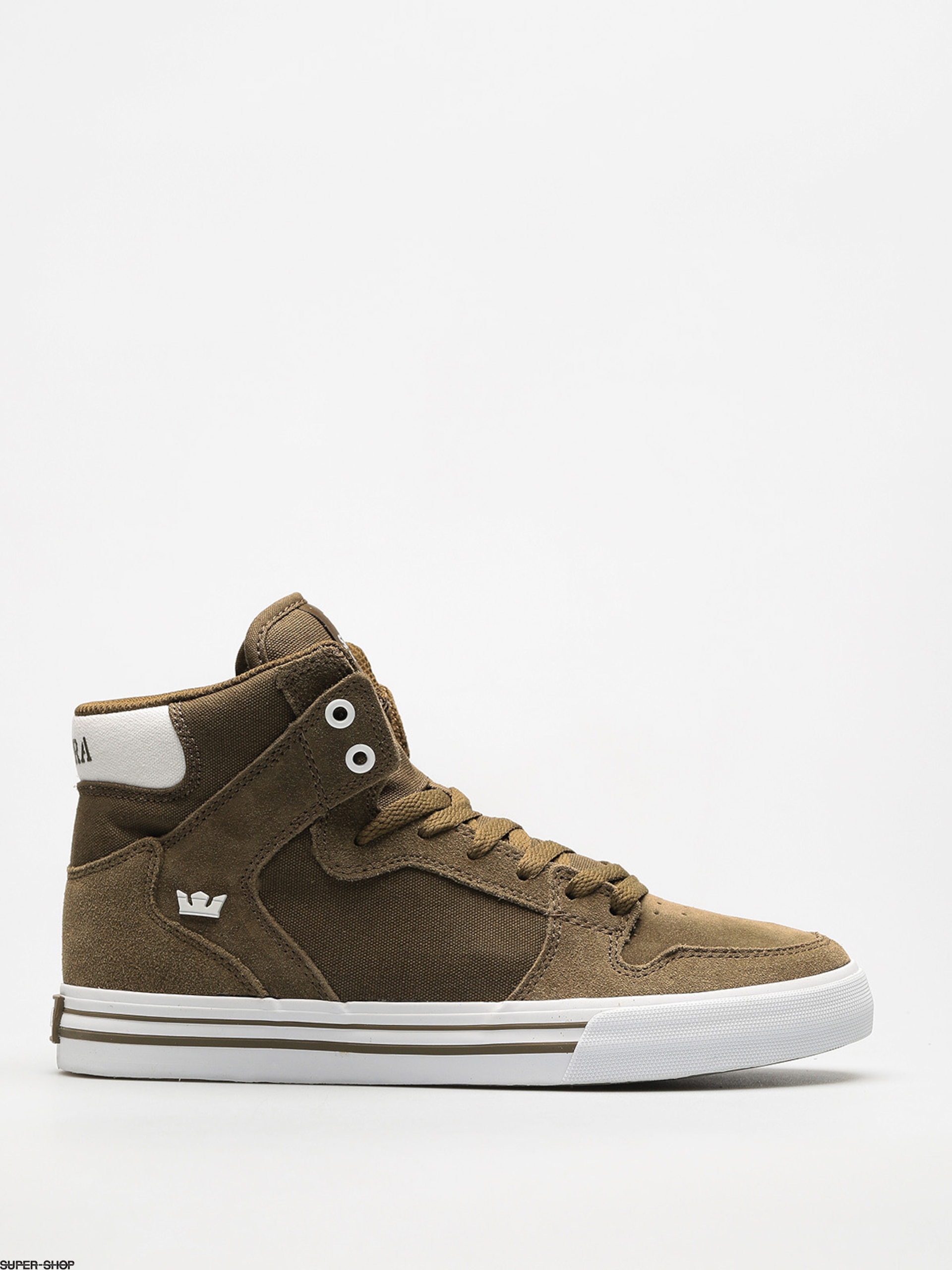 Supra Shoes Vaider (olive white)