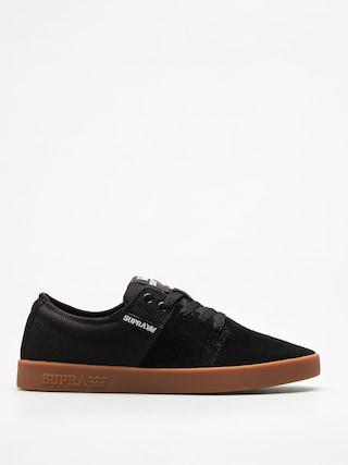 Supra Shoes Stacks II (black gum)
