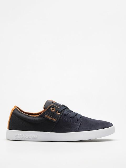 Supra Shoes Stacks II (navy/tan white)
