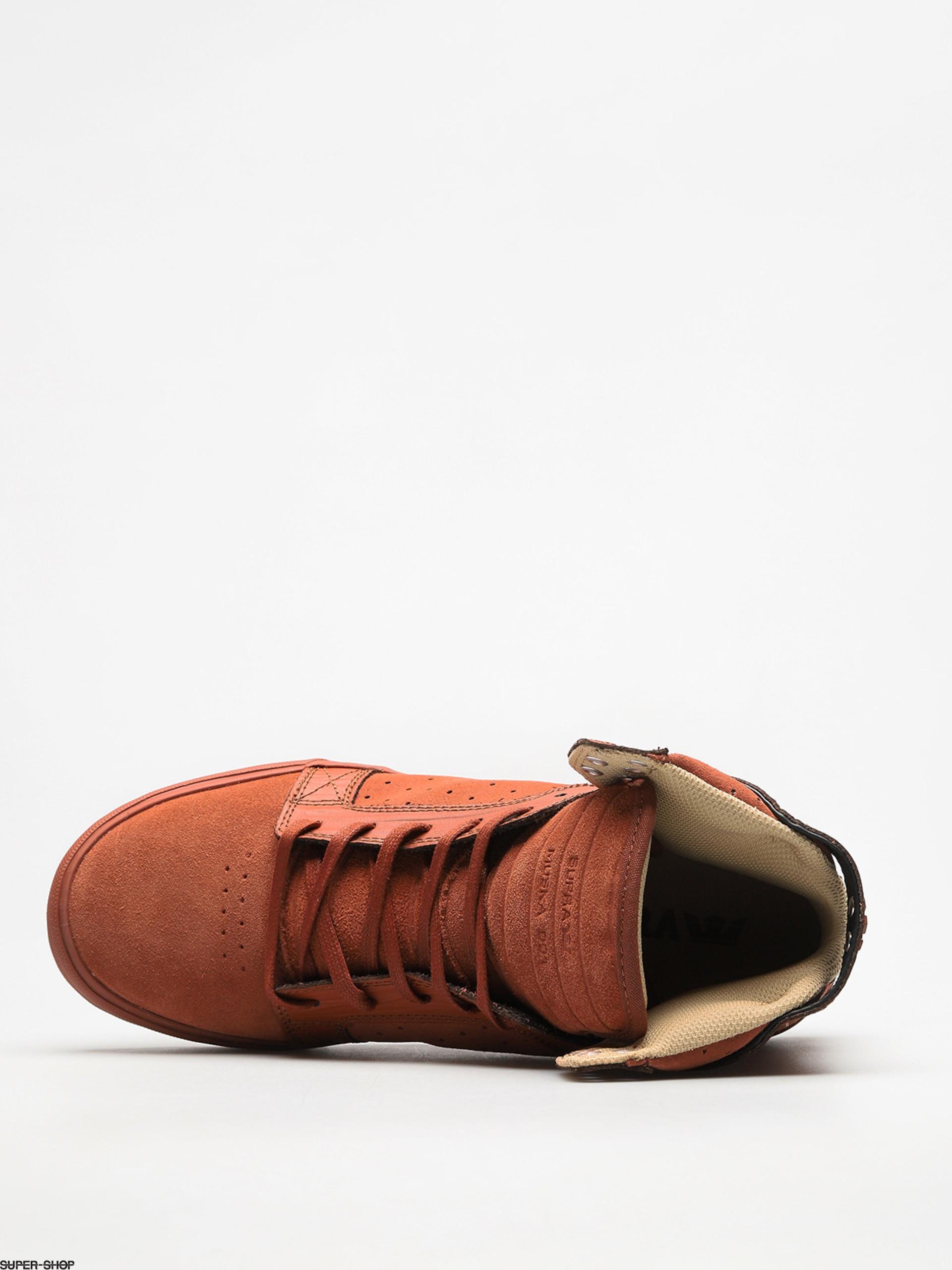 Supra Shoes Skytop (brown patina) d86569b24
