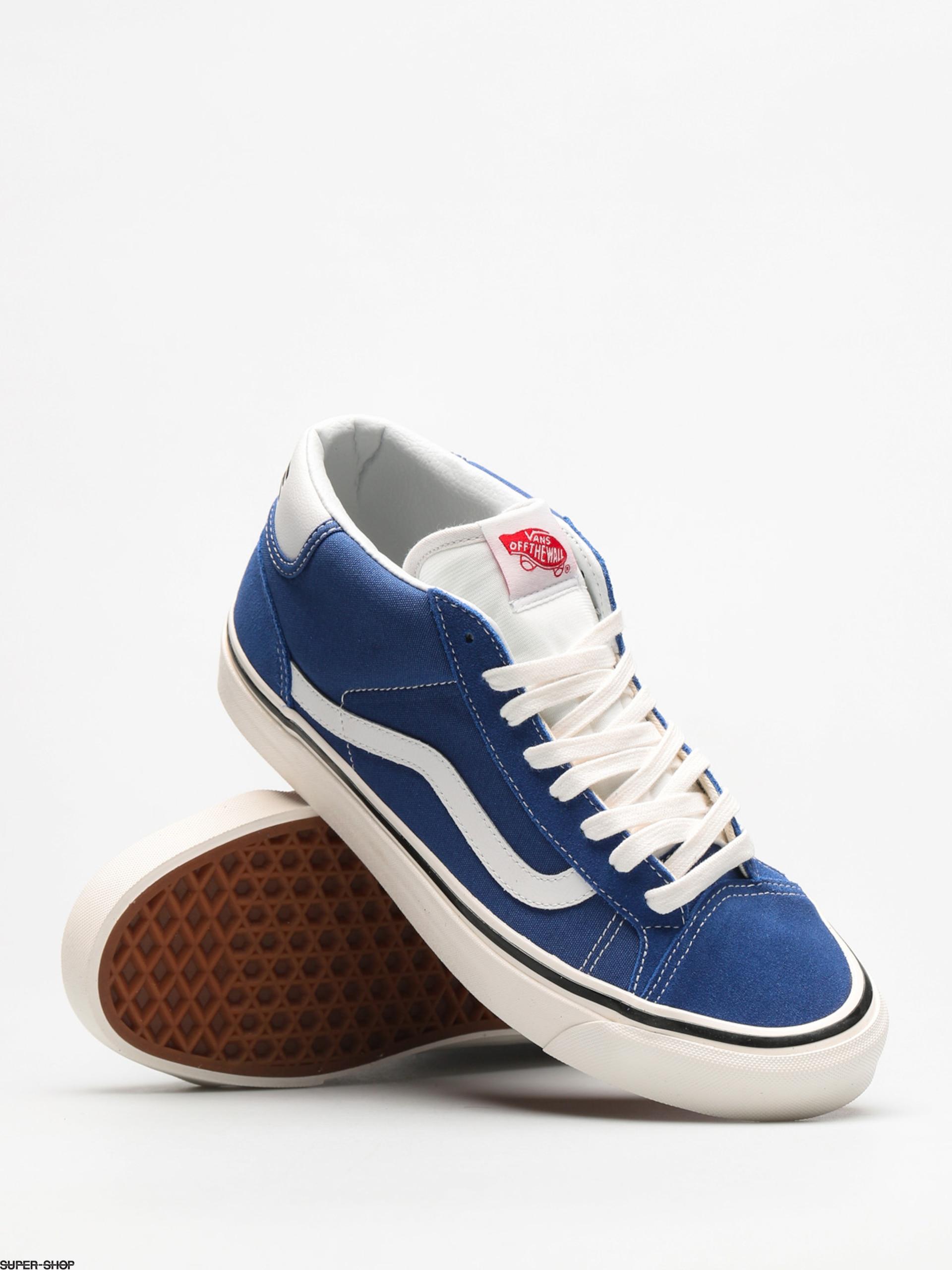 Vans Shoes Mid Skool 37 Dx (anaheim/factory/og/blue)