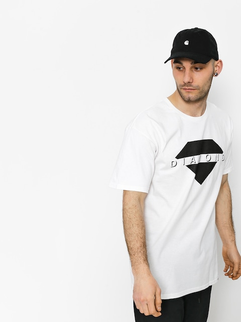 Diamond Supply Co. T-shirt Viewpoint (white)