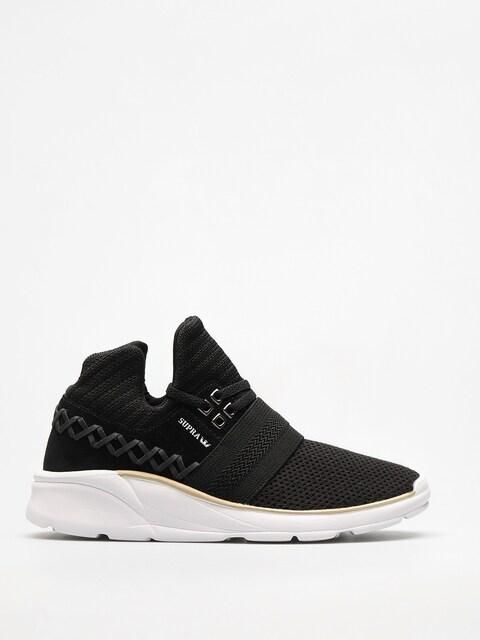 Supra Schuhe Catori Wmn (black white)