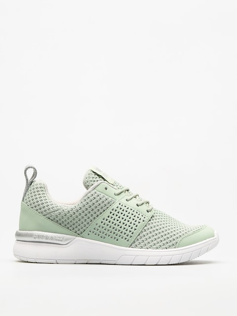 Supra Shoes Scissor Wmn (smoke green/silver white)