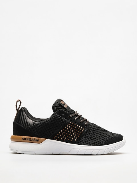 Supra Schuhe Scissor Wmn (black/copper white)