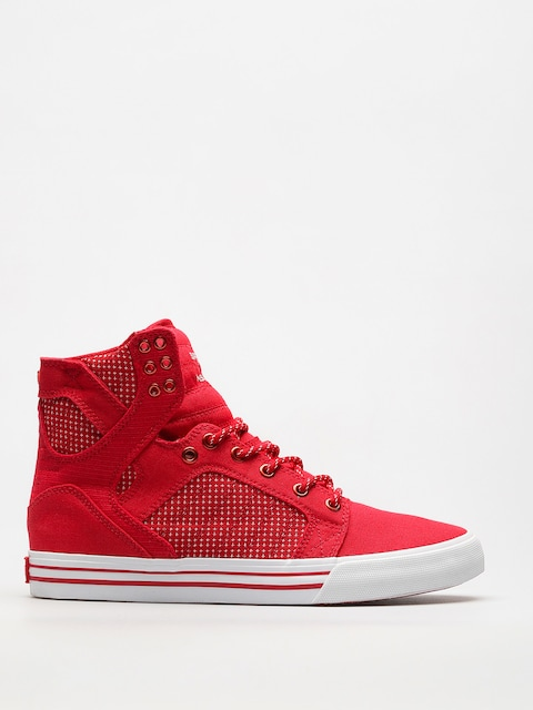 Supra Shoes Skytop (formula one white)