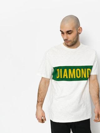 Diamond Supply Co. T-shirt Elliot (cream)
