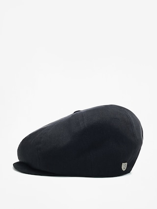Brixton Flat cap Brood Snap ZD (black)