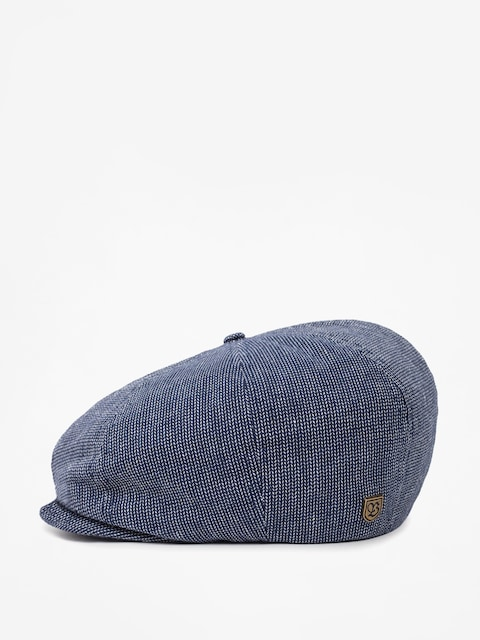 Brixton Flat cap Brood Snap ZD (navy/off white)