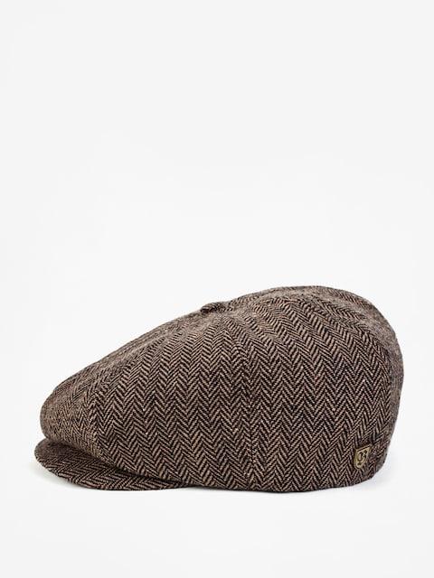 Brixton Flat cap Brood Snap ZD (brown/khaki)