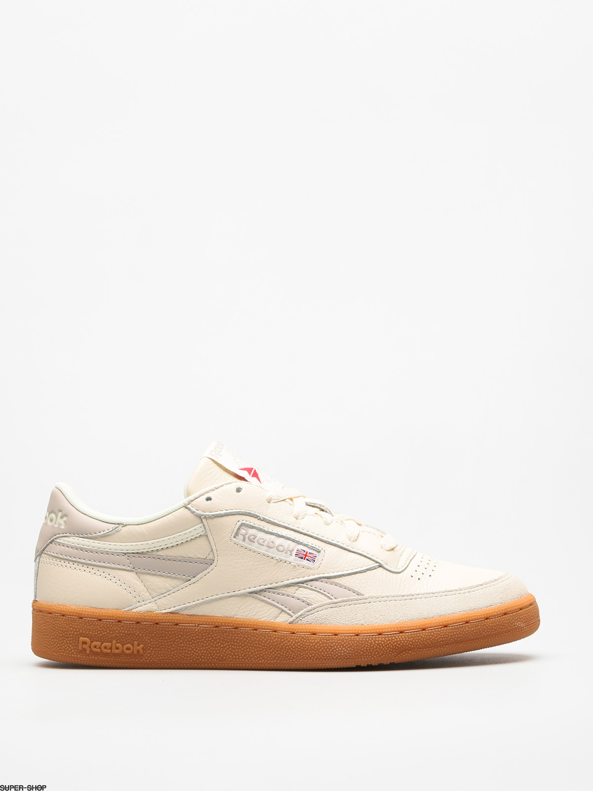 Reebok Shoes Revenge Plus Gum (classics white/sand)