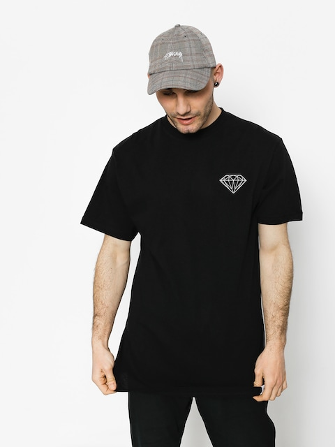 Diamond Supply Co. T-shirt Brilliant (black)