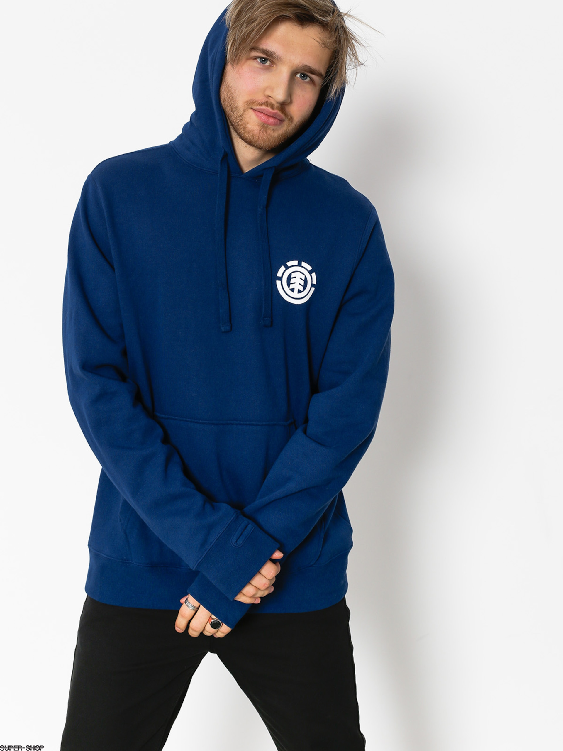 Element Sweatshirt S HD (boise blue)
