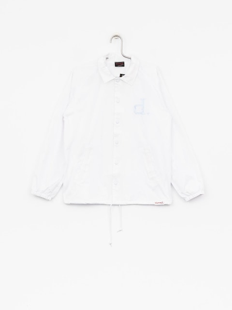 Diamond Supply Co. Jacke Un Polo Coaches (white)