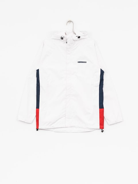 Diamond Supply Co. Jacke Fordham Storm (white)