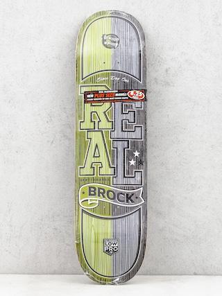 Real Deck Brock Timber Ltd (green/charcoal)