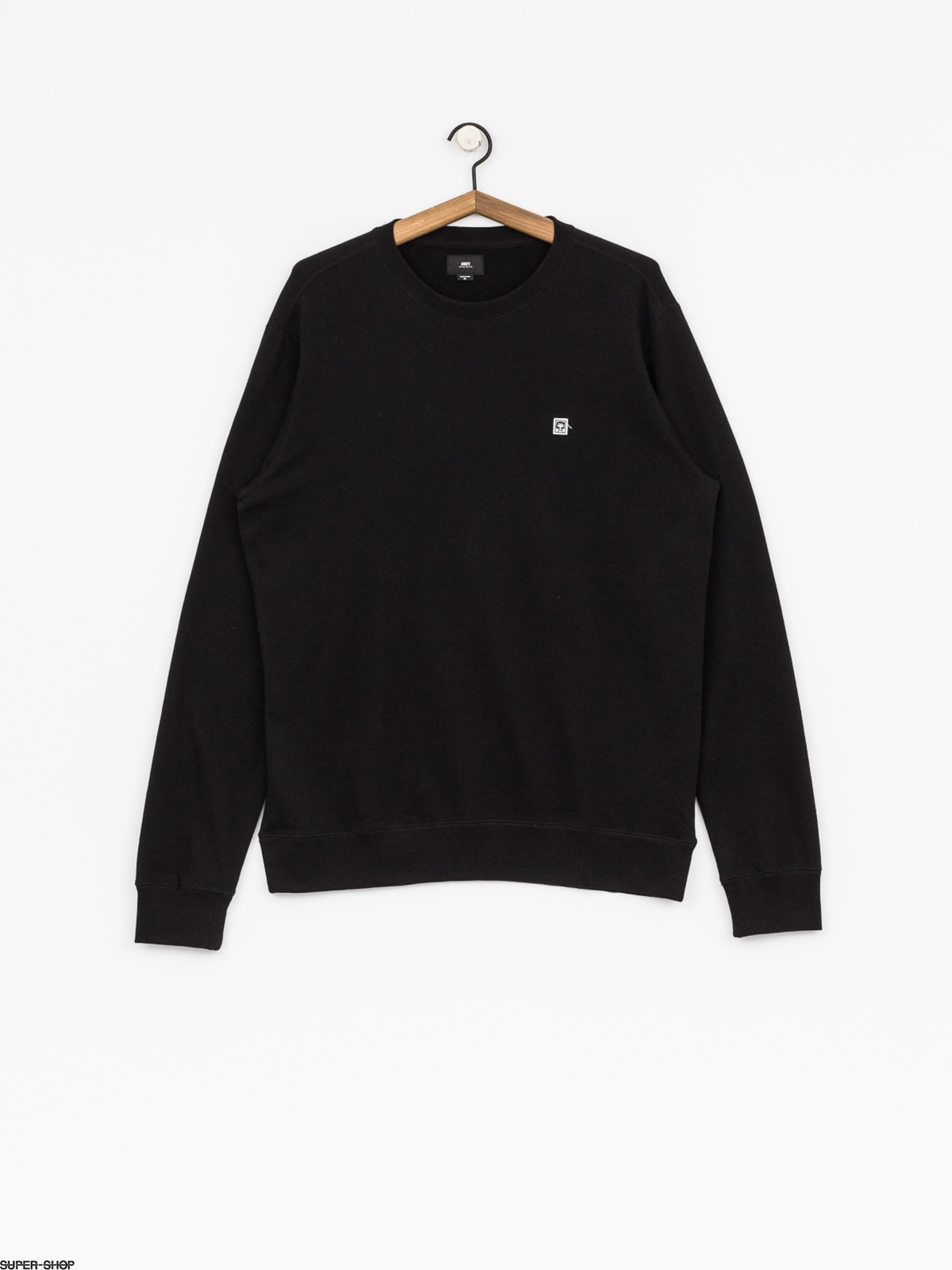 OBEY Sweatshirt Eighty Nine Icon Crew (black)