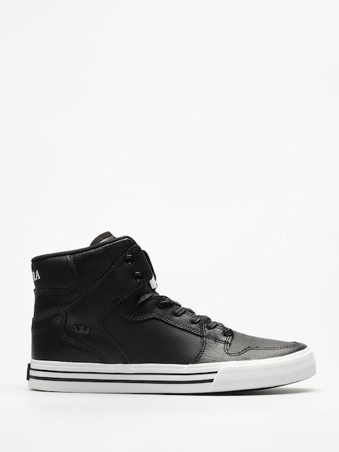 Supra Schuhe Vaider (black white)