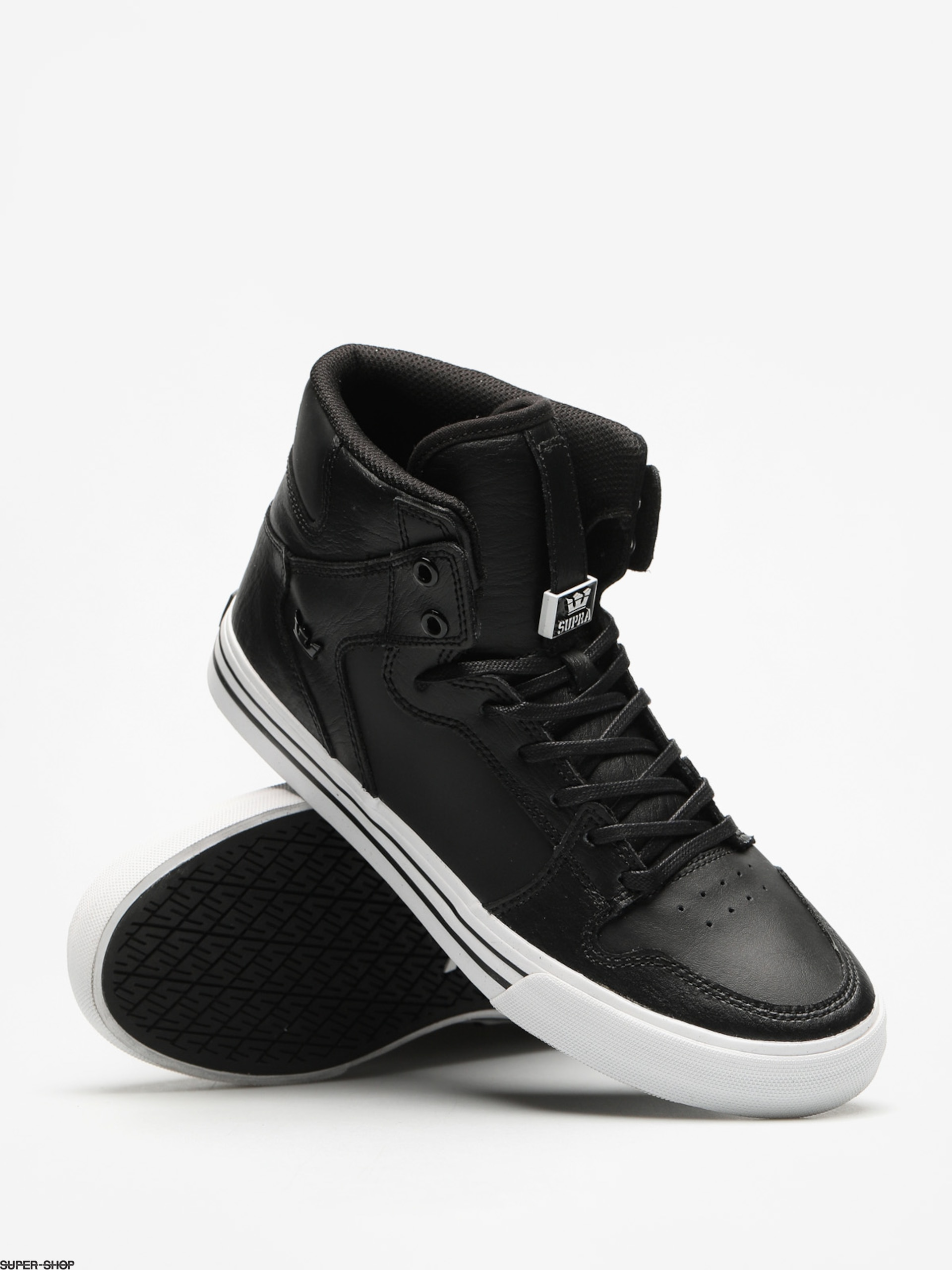 Supra Shoes Vaider (black white)