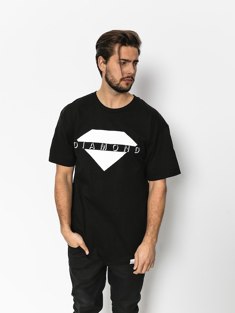 Diamond Supply Co. T-shirt Viewpoint (black)